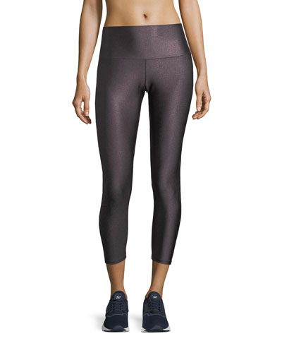 High Basic Midi Leggings
