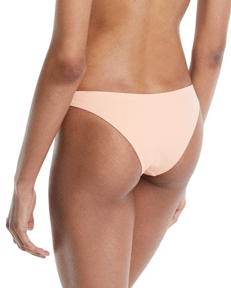 The Fiona Solid Hipster Swim Bikini Bottom