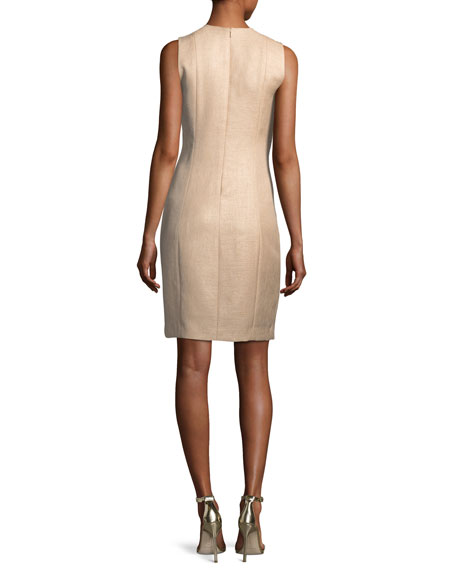 Roanna V-Neck Dress