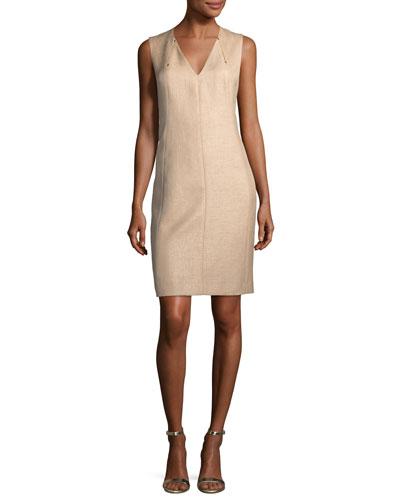 Roanna V-Neck Dress