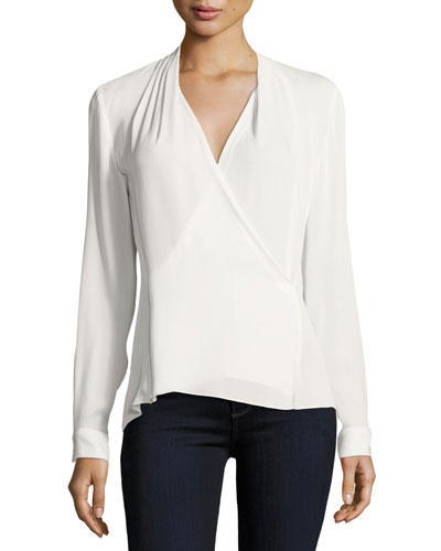 Quinevere V-Neck Blouse