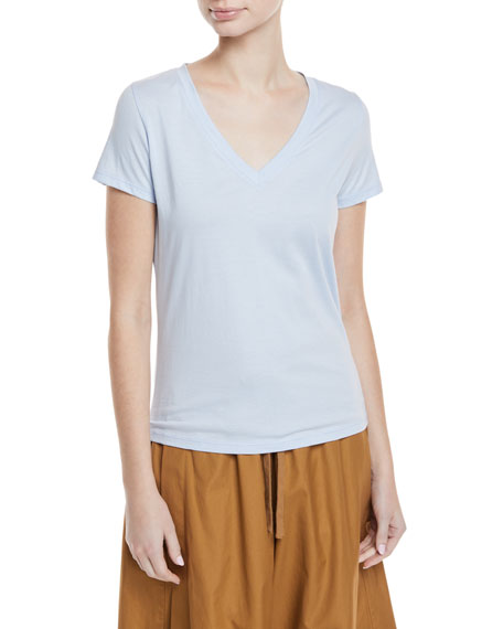 Essential V-Neck Top