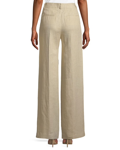 Integrate Linen Piazza Pants
