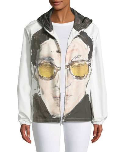 Alexandrite Les Artistes Hoodie Jacket