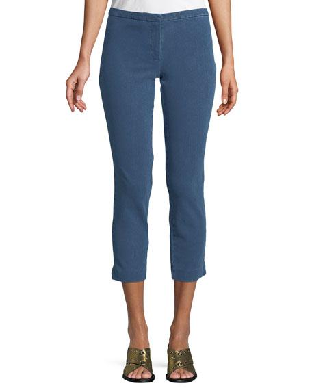 Movement Denim Classic Cropped Skinny Pants
