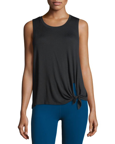 Beyond Yoga All Tied Up Racerback Performance Tank