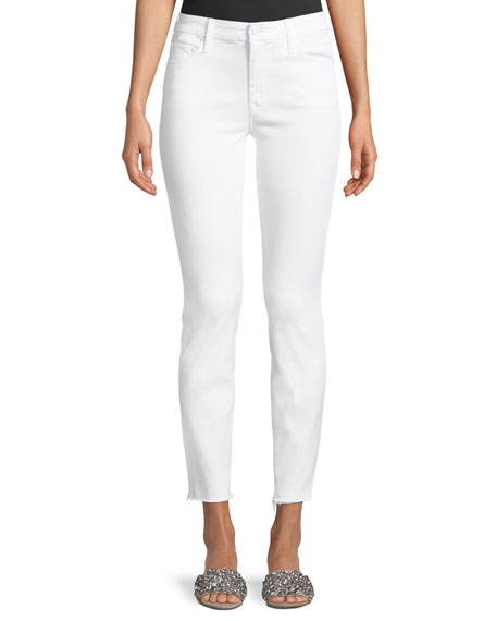Looker Skinny Leg Ankle Jeans by Mother