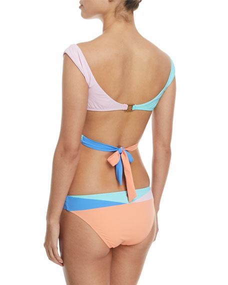 Tease Burano Island Bikini Swim Top