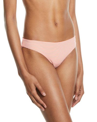 Lilly Striped Hipster Bikini Bottom