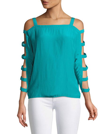 Colby Strappy Top