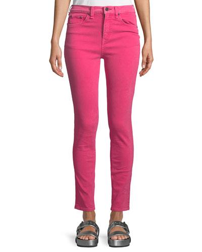 Women s Jeans on Sale   High-Waist Jeans at Bergdorf Goodman 5f0e5689ae5e