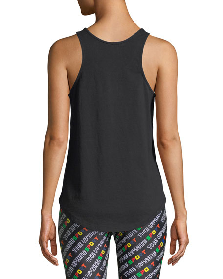 Sport Issy Graphic Tank