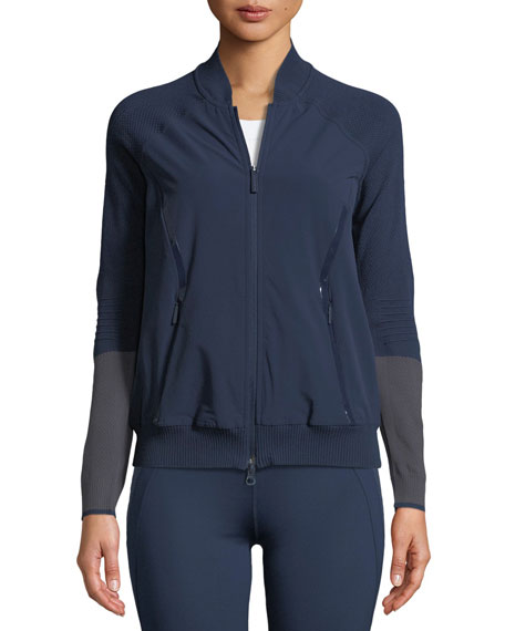Run Ultra Knit Woven Performance Jacket