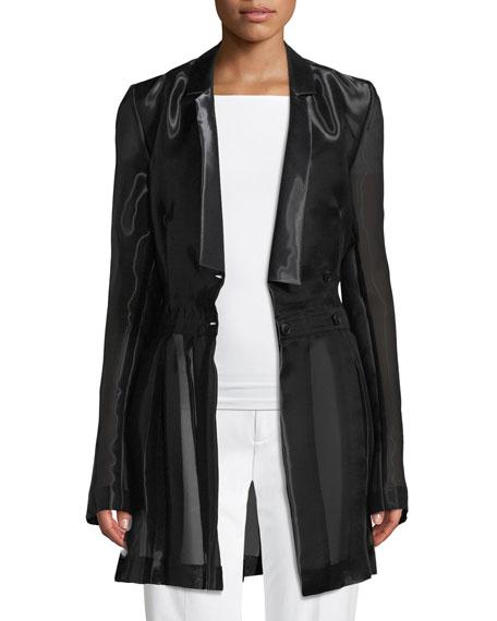Helmut Lang School Girl Oversized Blazer/Dress