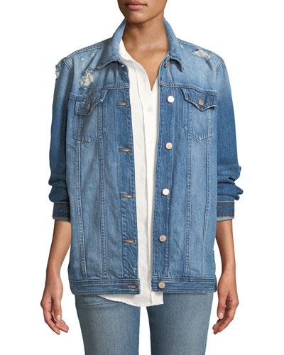 Cyra Oversized Jacket