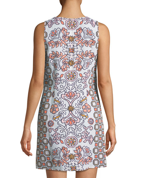 Hicks A-Line Mini Dress
