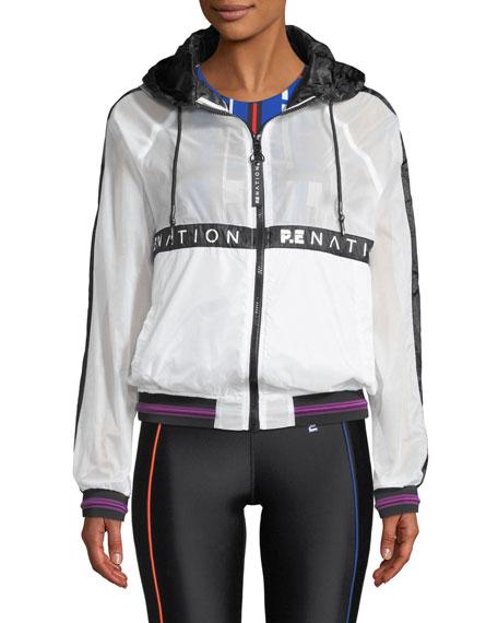 Two-Klicks Zip-Front Jacket