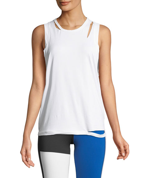 Carve Cutout Performance Tank