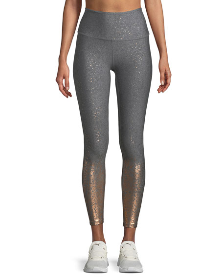 35063c9fa0 Beyond Yoga Alloy Ombre High-Waist Midi Legging