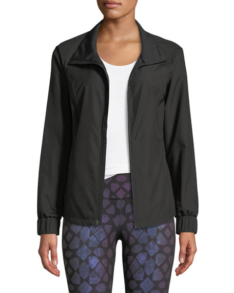 Reactor Zip-Front Jacket