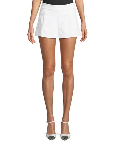 Adele Slit-Front Shorts