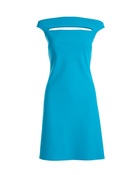 Palomina Cutout Mini Dress
