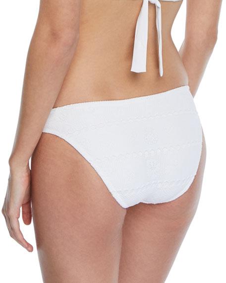 Crochet Lace Swim Bikini Bottoms