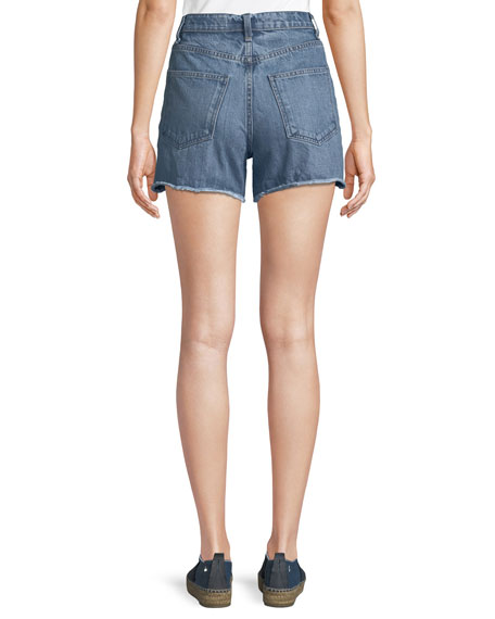 4d906b6921 Rag & Bone Torti High-Rise Denim Shorts