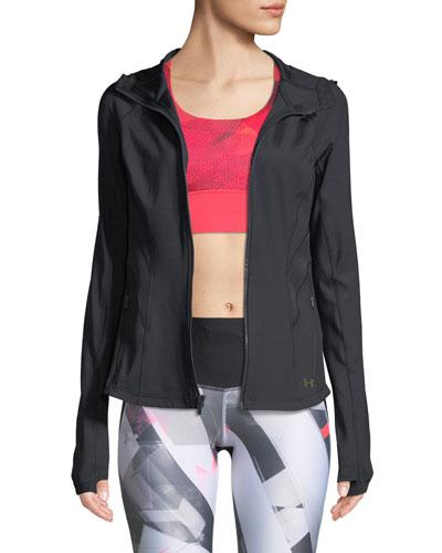 Breathelux Full Zip Long-Sleeve Performance Jacket