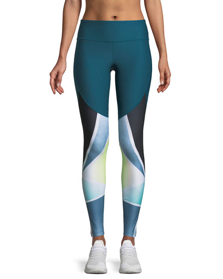 Balance Printed Performance Leggings