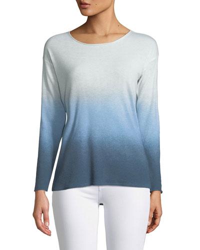 Cashmere Ombré Sweater