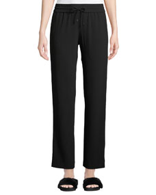 8671a0d74273 Kenzo Side-Stripe Drawstring Track Pants