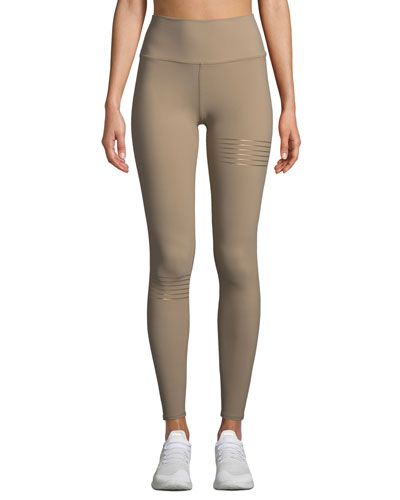 Vapor High-Waist Performance Leggings