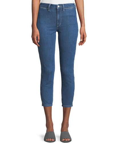 Charlie Cropped Skinny Jeans