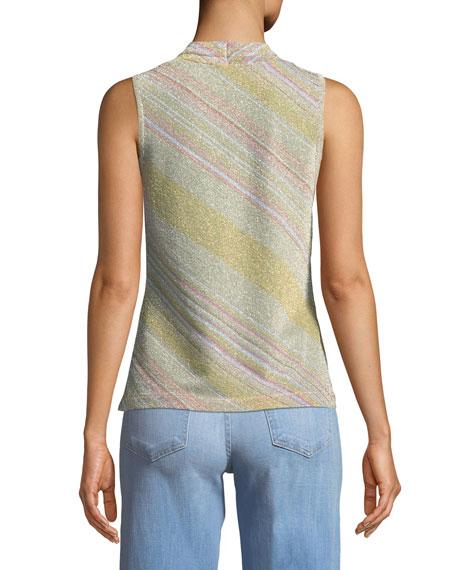 Tobey Knit V-Neck Top