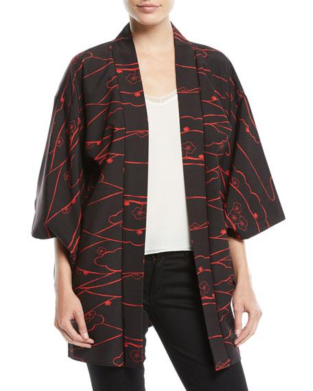 Vintage One-of-a-Kind Kimono