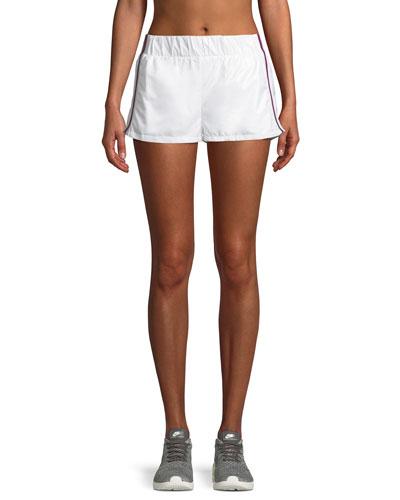 Sway Side-Stripe Activewear Running Shorts