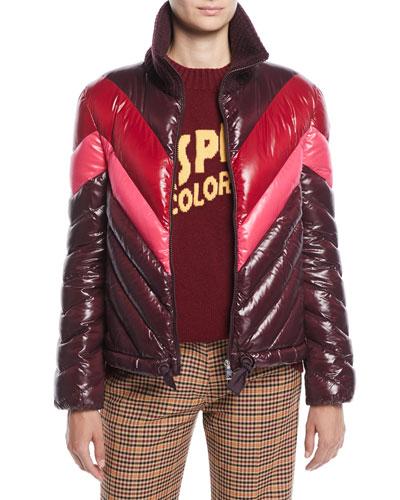 Moncler Women S Clothing Jackets Vests Coats At Bergdorf Goodman