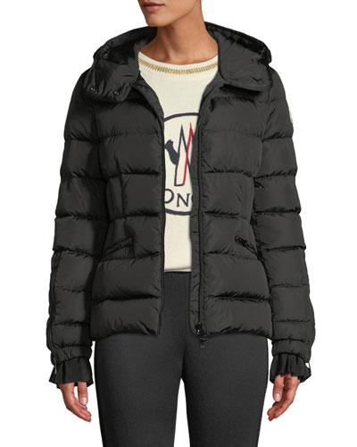 3f0a1d82e525c Moncler Women's Clothing : Jackets, Vests & Coats at Bergdorf Goodman