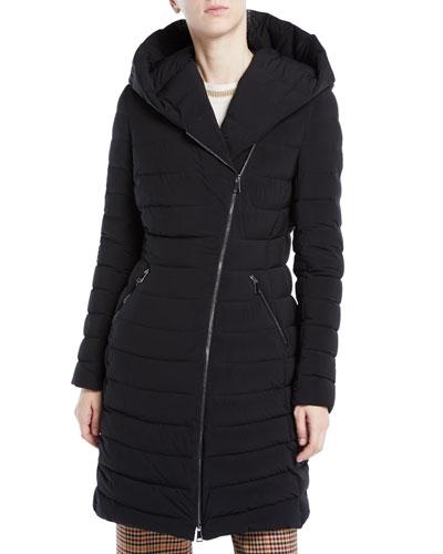 Barge Hooded Puffer Coat