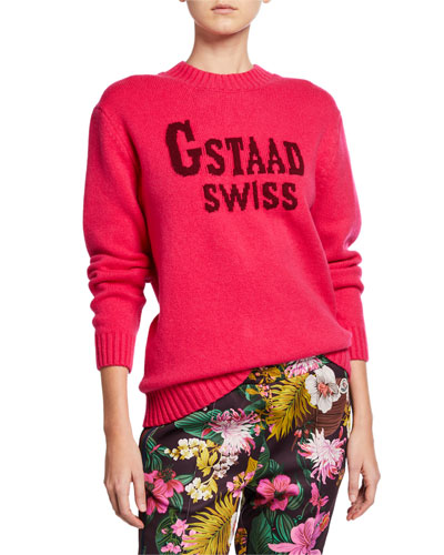 Gstaad Swiss Pullover Sweater