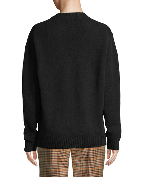 St. Moritz Knit Pullover Sweater