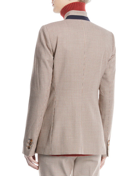 Darcy Haberdashery Mini Check Jacket