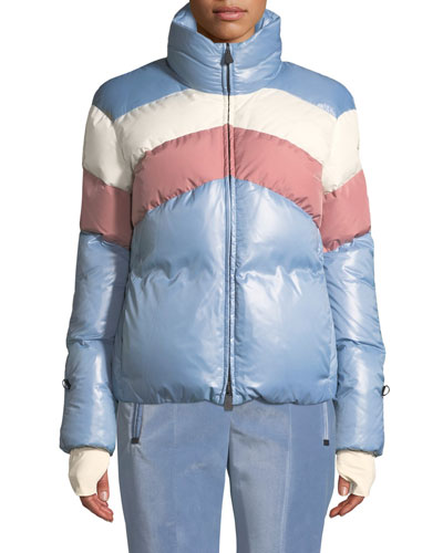Lamar Colorblock Ski Coat