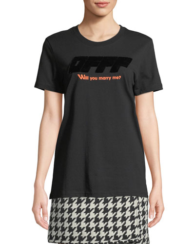 Modern Obstacle Casual Tee