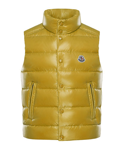 Tib Quilted Puffer Vest  Size 8-14