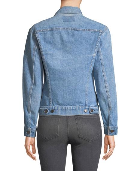 Abbey Vintage One-of-a-Kind Denim Jacket