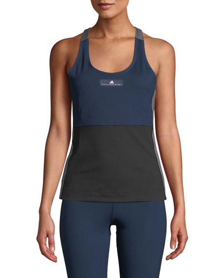 adidas by Stella McCartney Yoga Comfort Colorblock Tank