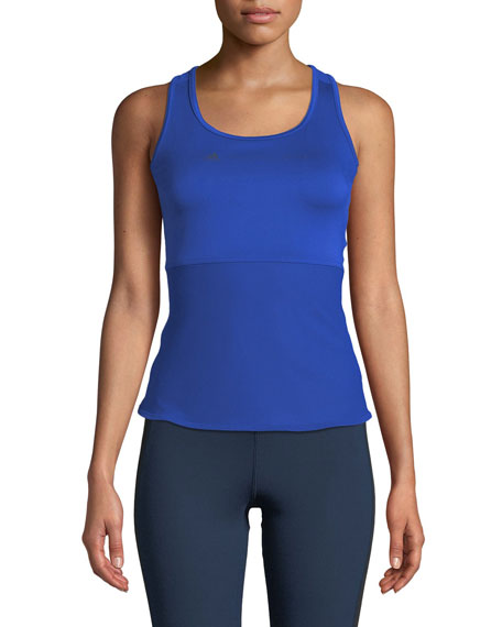 adidas by Stella McCartney Performance Essentials Tank, Blue