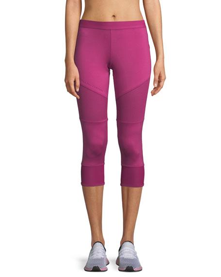2c401f0777 adidas by Stella McCartney Performance Essentials Mesh Leggings